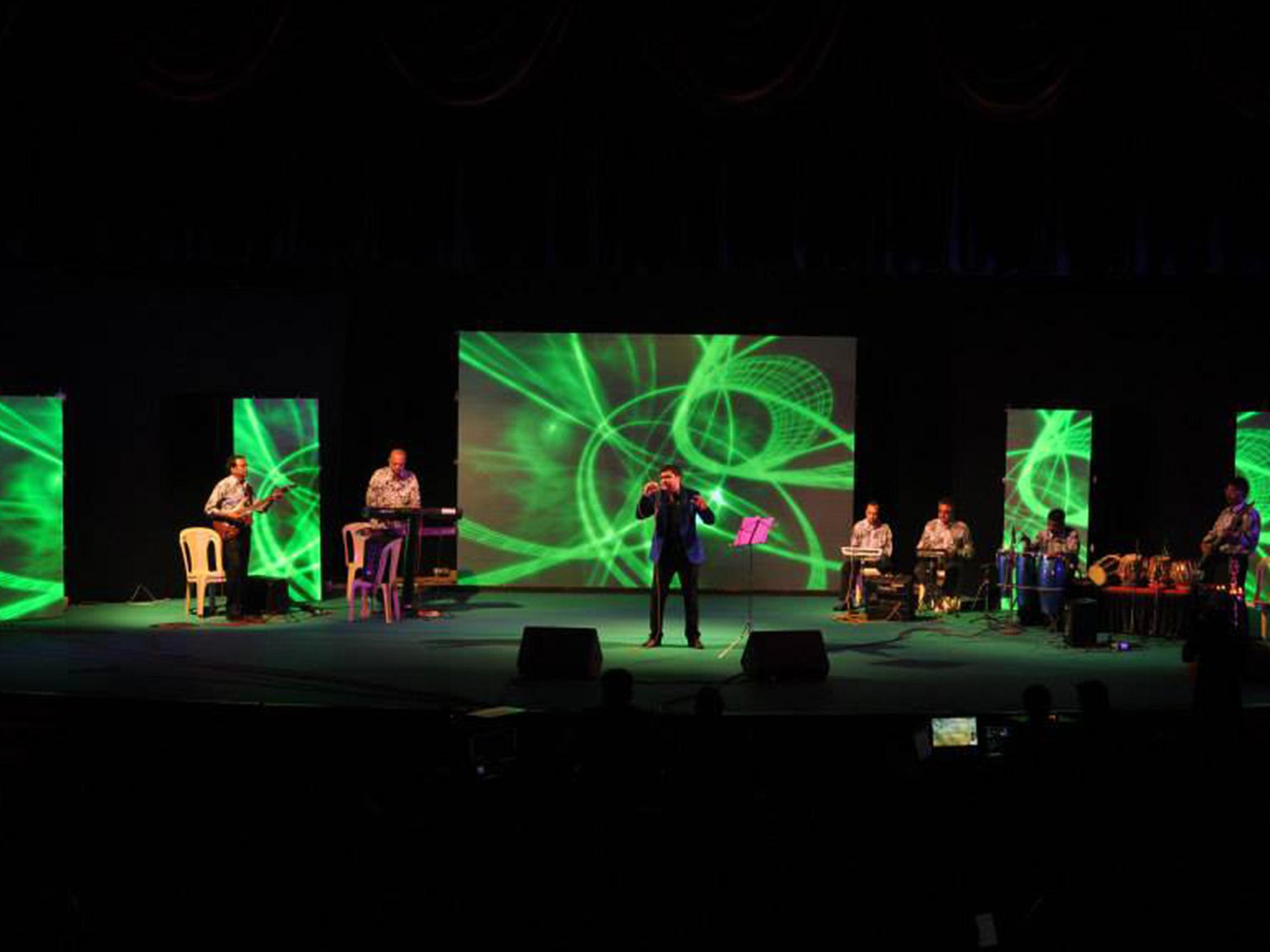 3ebd2 0084 - Tuhi Meri Zindagi- Musical night by Pritesh Shah