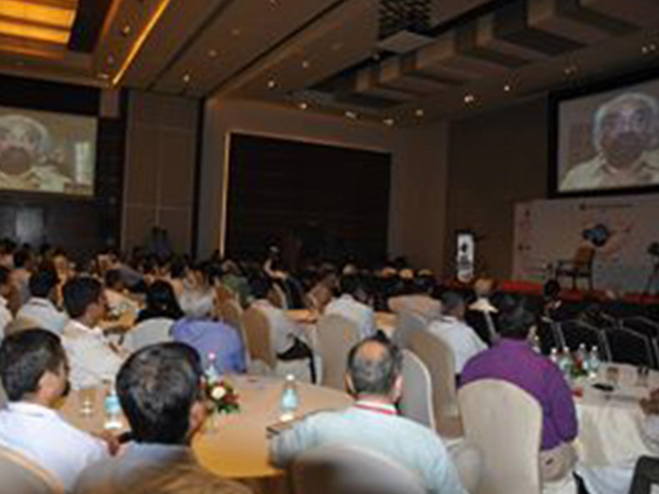 63d3e BMA3 - Video Conferencing with Mr Sam Pitroda