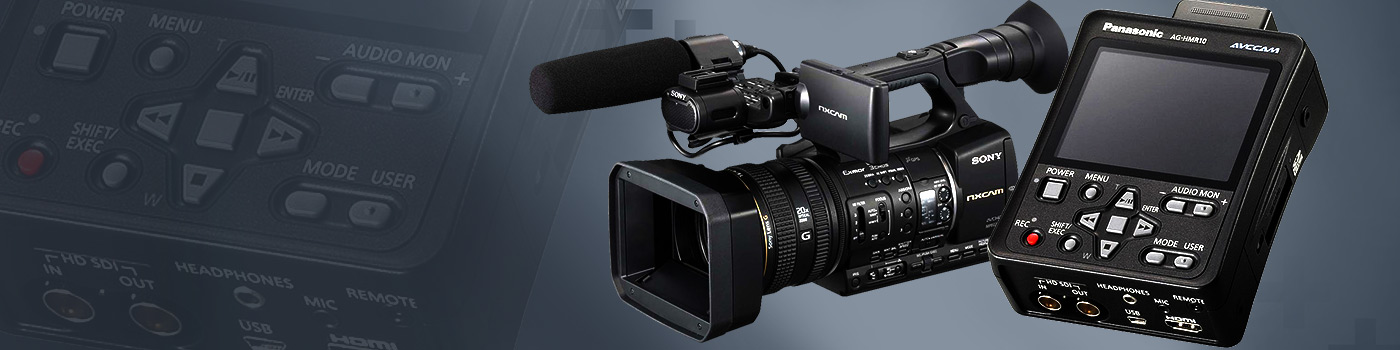 Camera and Recorder 2 - Cameras & Recorders