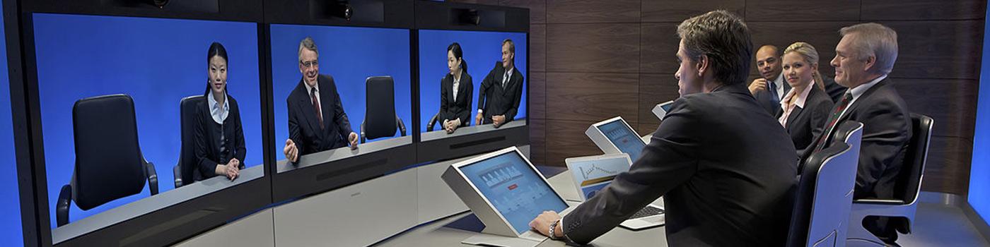 HD Video Conferancing Room - HD Video Conferencing Room