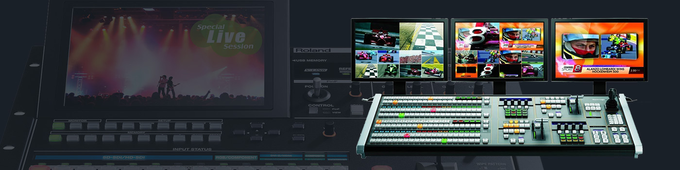 HD Video Mixer - HD Video Mixer