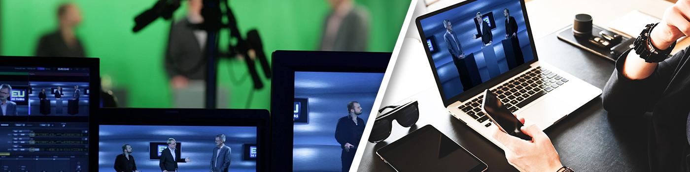 Live webcast - Live Broadcast / Webcast