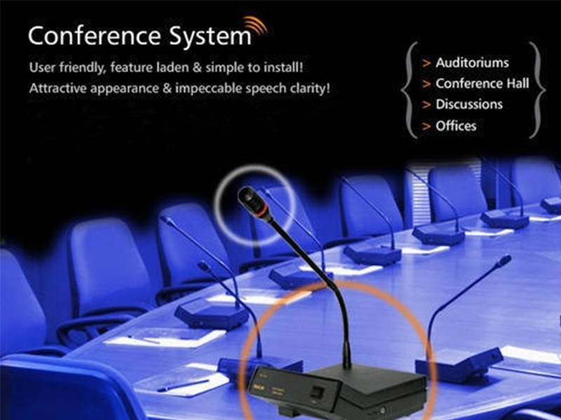 conference microphone small 1 - Conference Mic System