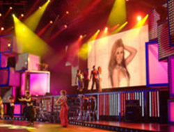 indoor led screen1 2 - Led Screen On Hire / Rental