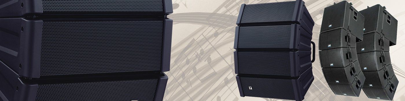 line array - Line Array Sound