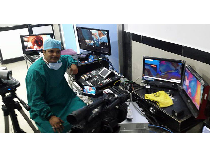 live surgery 2 - Live Surgery Broadcast