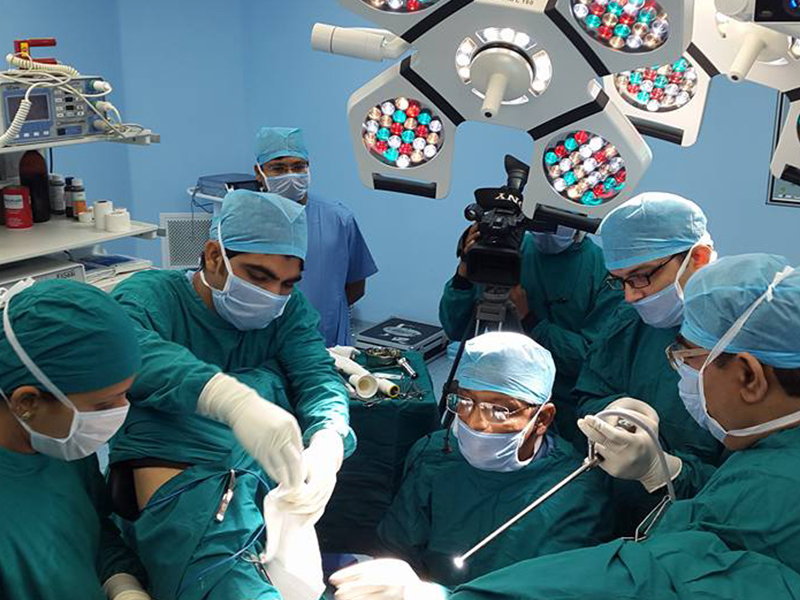 live surgery 3 - Live Surgery Broadcast