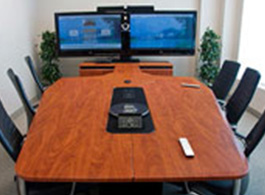 video confreance room 1 - HD Video Conferencing Room