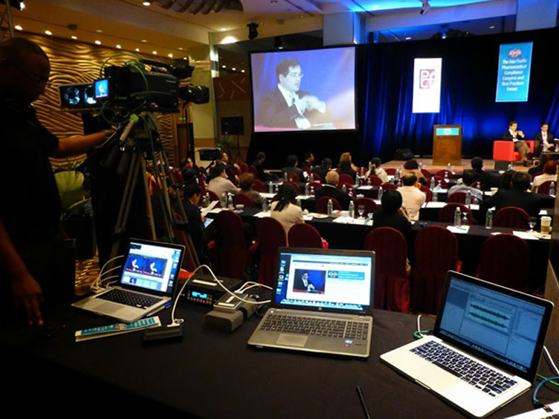 web2 - Live Broadcast / Webcast