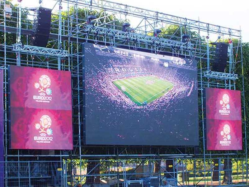 OUtdoor LED Screen 1 - Outdoor LED Screen