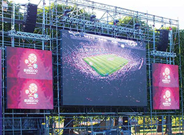 OUtdoor LED Screen - Home