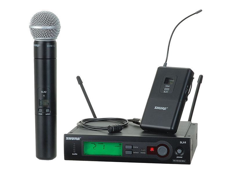 wireless Microphone 1 - Cordless / Wireless Mikes