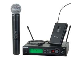wireless Microphone - Product & Services